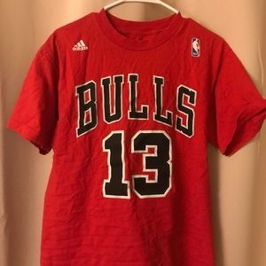 Adidas Chicago Bulls Joakim Noah Shirt